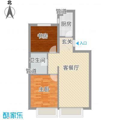 中国铁建青秀蓝湾8.00㎡中国铁建户型