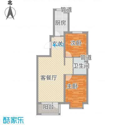 �阳新城高层D2户型