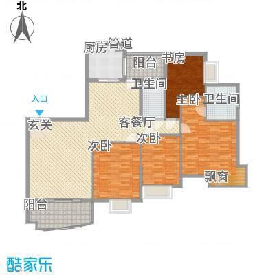 香榭园户型