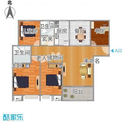 安阳-锦江・城市花园二期-设计方案