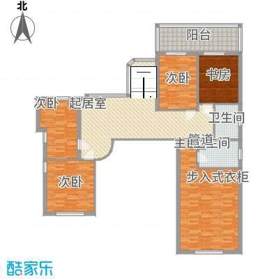 禾祥公寓7户型3室2厅2卫1厨