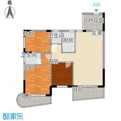 碧海蓝天台湾城hx1户型