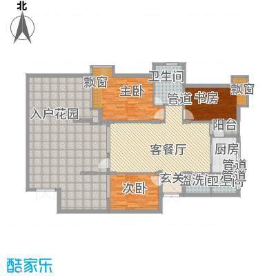 四川大厦75.00㎡户型2室