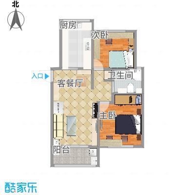 浦江世博家园十三街坊-修改