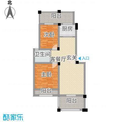 厦汽宿舍173户型2室2厅1卫1厨