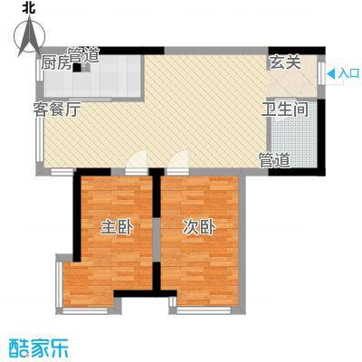 唐鸣祥福花园户型