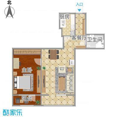 北京-西翠路12号院1号楼-04号设计方案