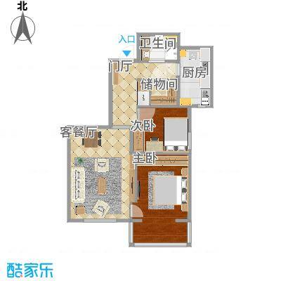 北京-秀蝶双座2号楼-06号设计方案