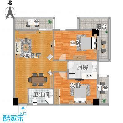 三室二厅5