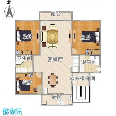 泰兴幸福家园设计方案