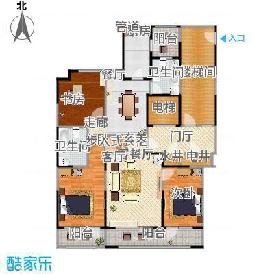秦淮-金基尚书里-设计方案