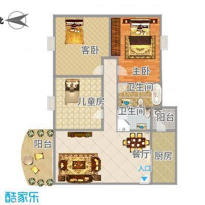 惠州-欣悦阳光-设计方案