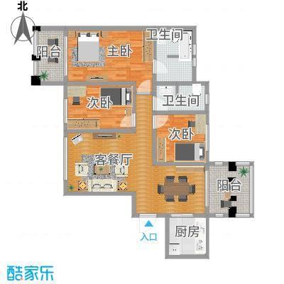 三室二厅11