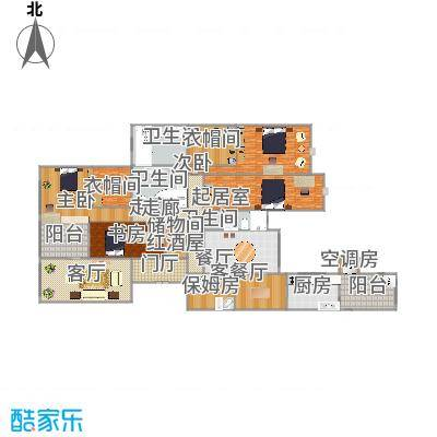 临沂-恒大华府-设计方案