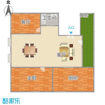 通州-爱情公寓-设计方案