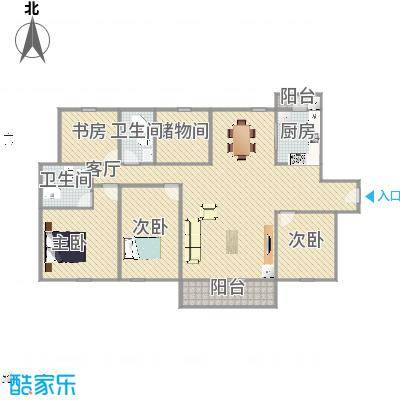 东莞-水岸豪门-设计方案