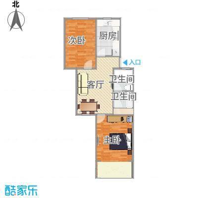上海-虹城公寓-设计方案