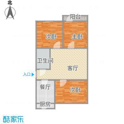 济南-洪楼南路单位宿舍-设计方案