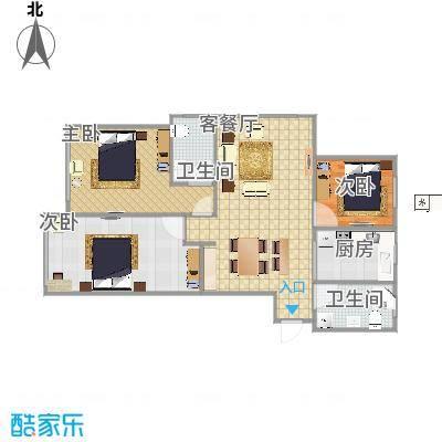 威海-东发现代城-设计方案