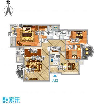 重庆-龙湖弗莱明戈-设计方案