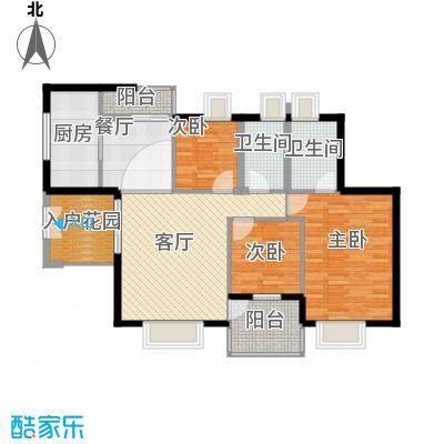 130平方米三室两厅