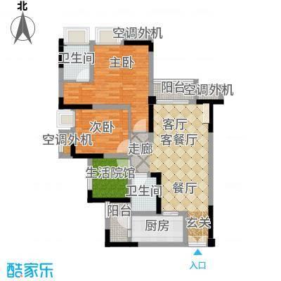 重庆-保利江上明珠锦园-设计方案