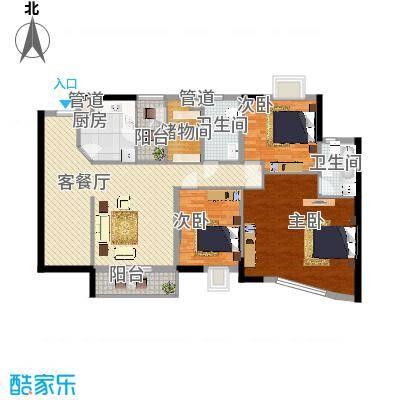 东莞-三正世纪豪门-设计方案