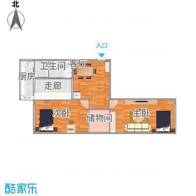 大连-甘井子石油小区-设计方案