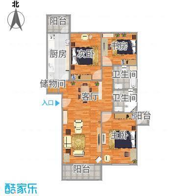 昌平-龙跃苑东四区-设计方案