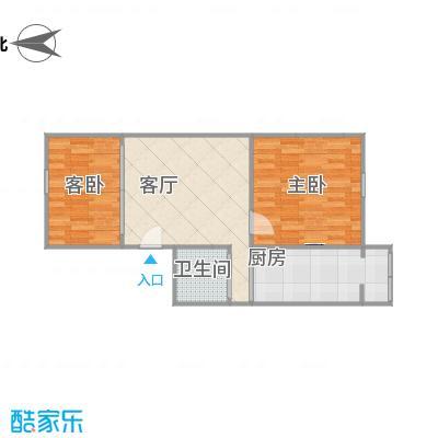 三楼房型图