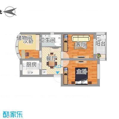 上海-三林路709弄-68平
