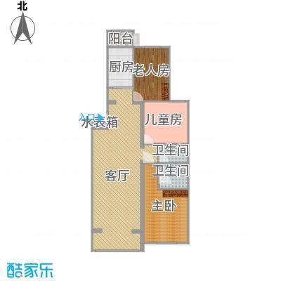 北京-龙锦苑东一区-设计方案家具hb