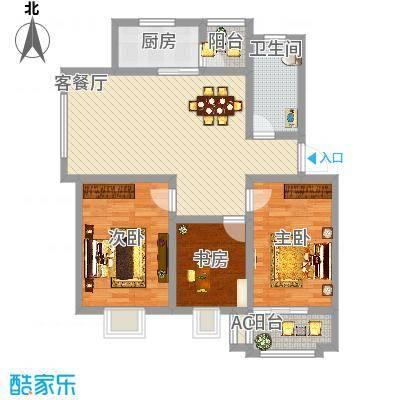 宿城-瑞景名都-设计方案