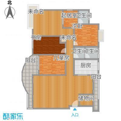 永耀名居207m²,4室两厅3卫