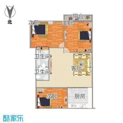 新馨家园户型图-副本