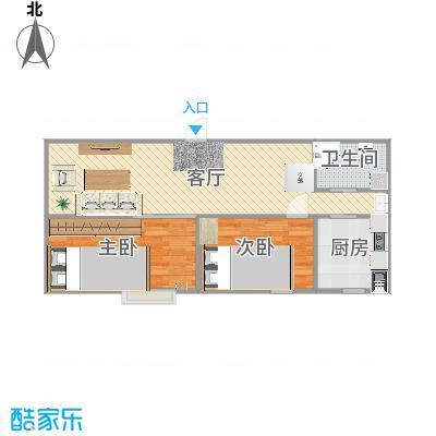 盘锦-锦富花园-设计方案