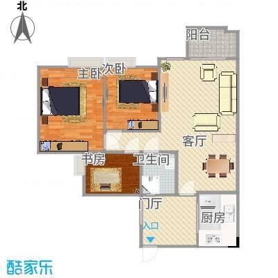 重庆-渝铁家苑-设计方案