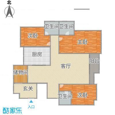 7号别墅4层东户