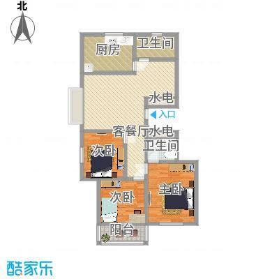 牡丹-菏泽天华领秀城-设计方案