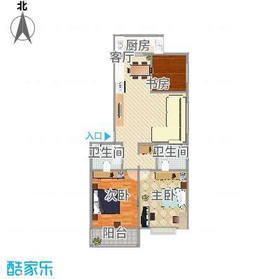 张家口-华新园-设计方案