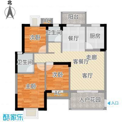 合川-卓然翡翠城-设计方案