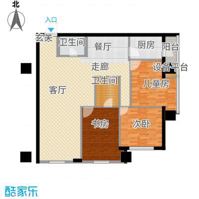 北京-东方财富公寓-里面开口