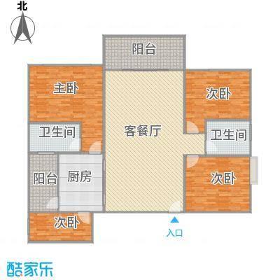 惠州_东湖花园七区702栋2单元212A_2015-08-23-1401