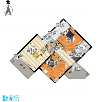 北京_西山美墅馆公寓_2015-08-23-1818