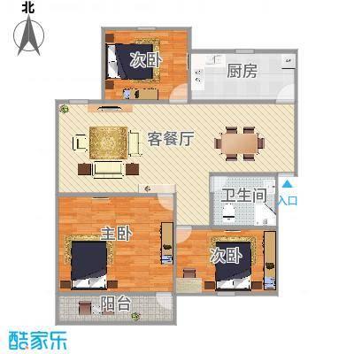 深圳_新金都城市花园_2015-08-24-1741