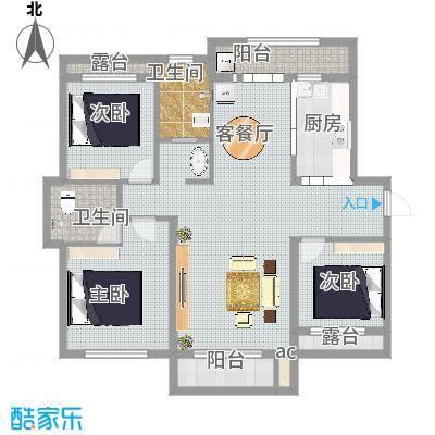 南昌_东投阳光城_2015-08-24-1852