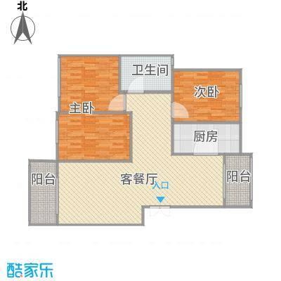 南京江宁翰香苑一楼