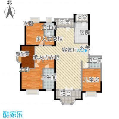 兴泰东河湾N-YF-09#西户11#楼东西边户B户型
