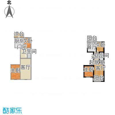 哈尔滨市道里-好民居康泰嘉园-设计方案