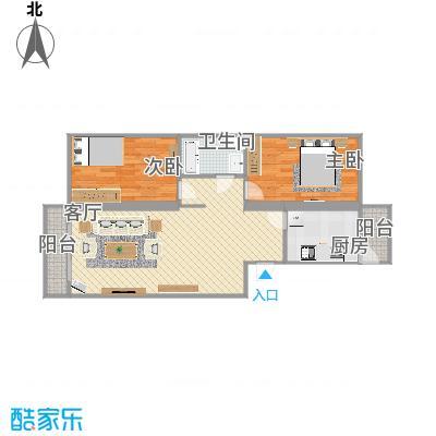天津-顺泰公寓-设计方案